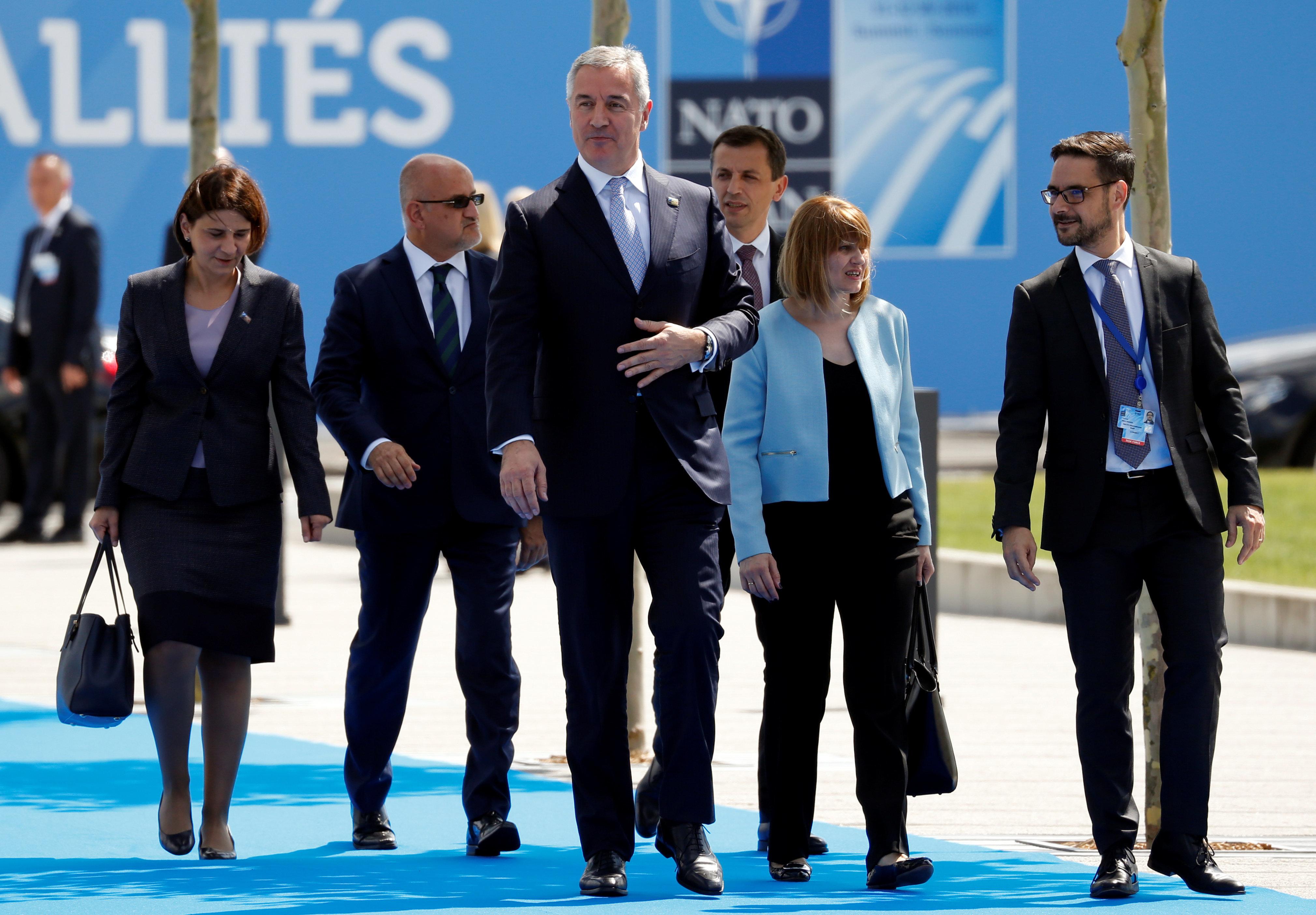 Ηγέτες στο ΝΑΤΟ έκαναν ήδη τα βαφτίσια και άρχισαν να μιλούν για τη «Βόρεια