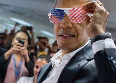 전 백악관 사진사 피트 수자의 사진집 '두 대통령 이야기'가