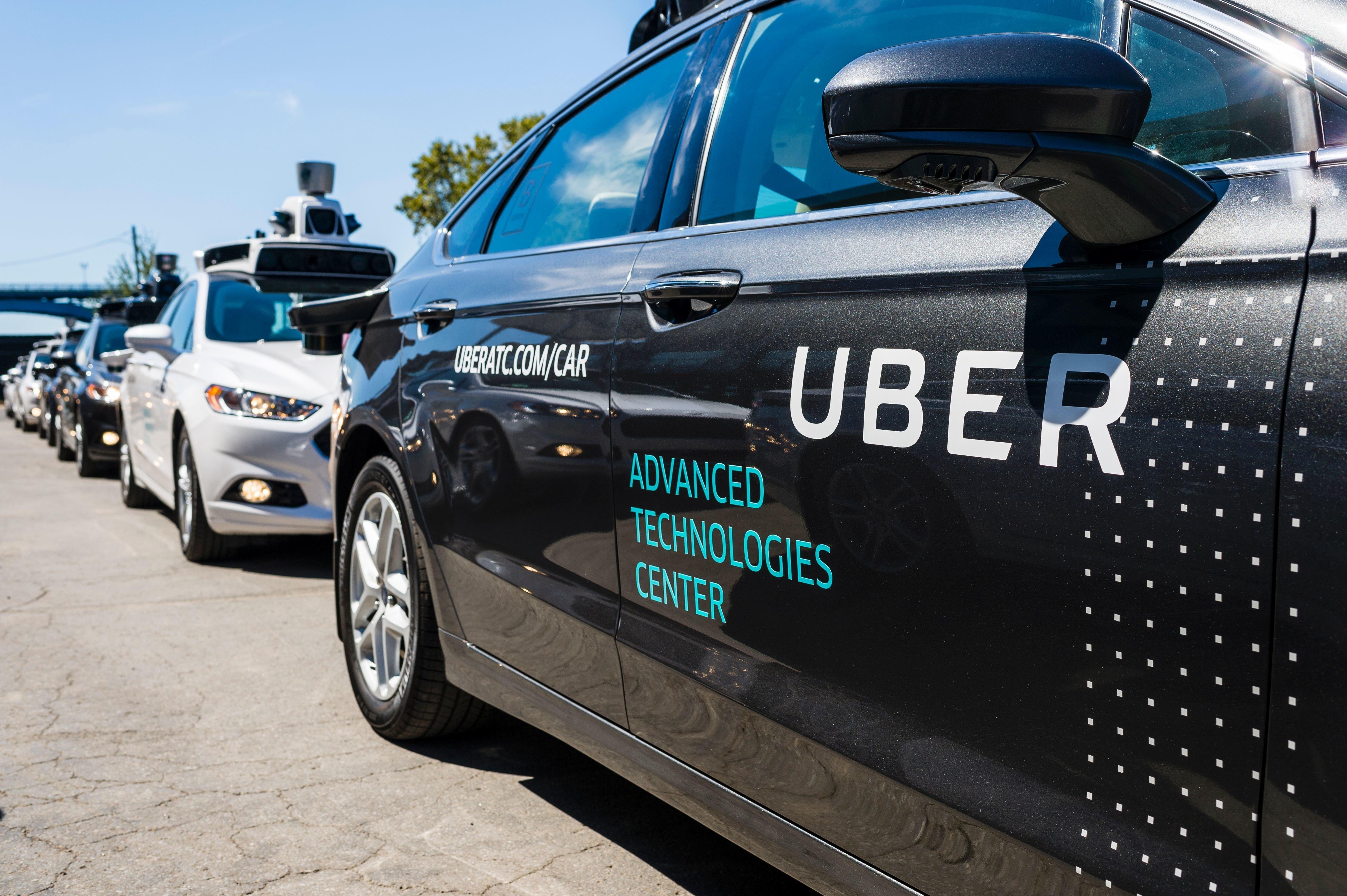 우버가 자율주행 택시팀 전원을 해고했다