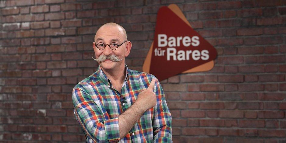 """Neue Konkurrenz für """"Bares für Rares"""" – Horst Lichter hat keine Angst"""