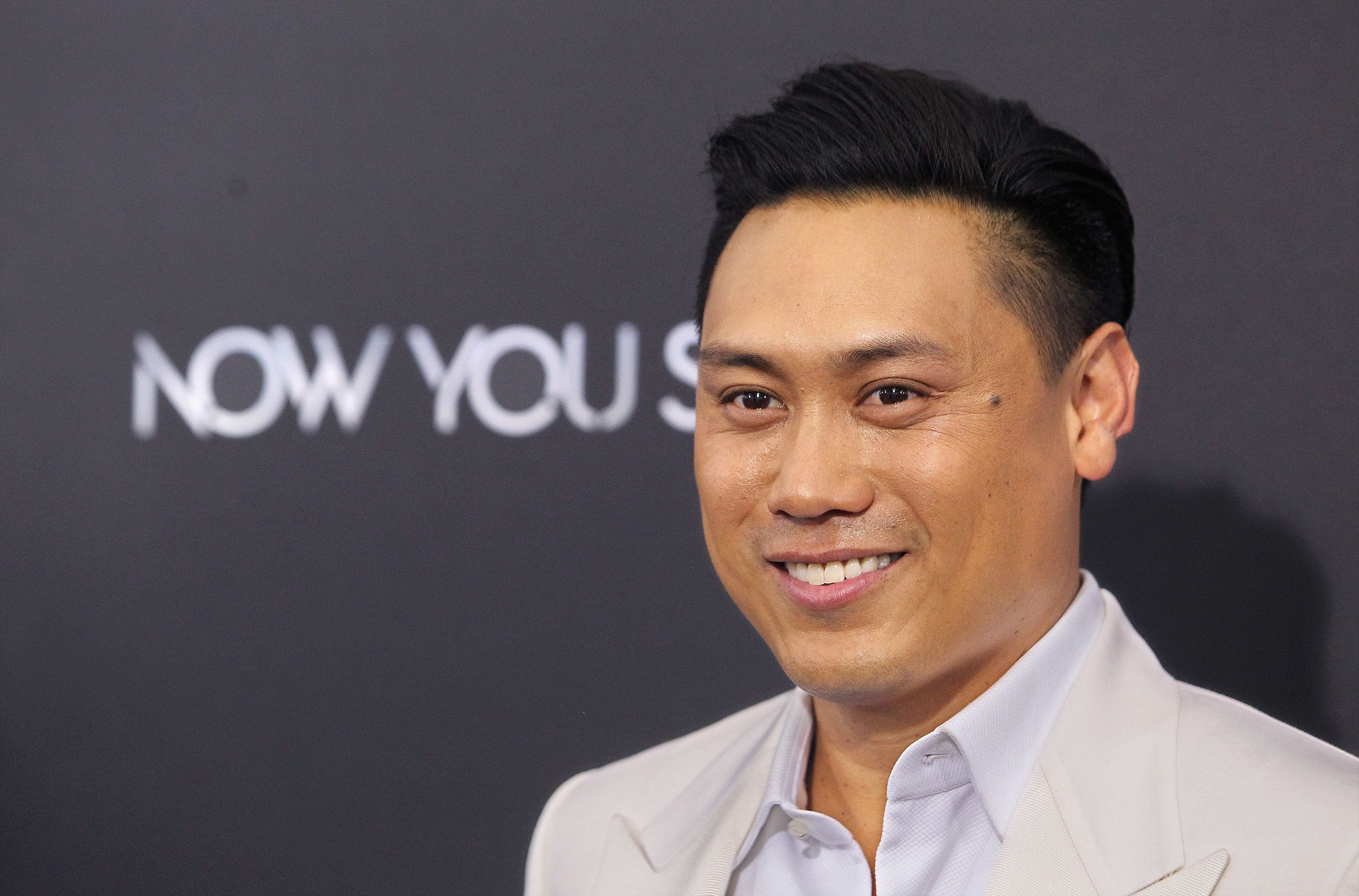 NEW YORK, NY - JUNE 06:  Director Jon M. Chu attends the 'Now You See Me 2' world premiere at AMC Loews Lincoln Square 13 theater on June 6, 2016 in New York City.  (Photo by Jim Spellman/WireImage)