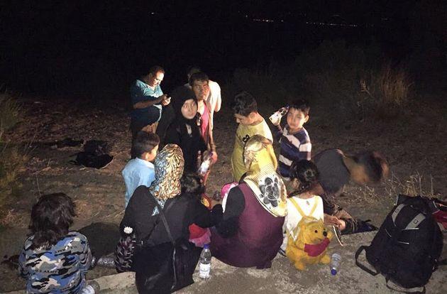 Συγκλονισμένη από τις εικόνες των προσφύγων στη Λέσβο η πρόεδρος της