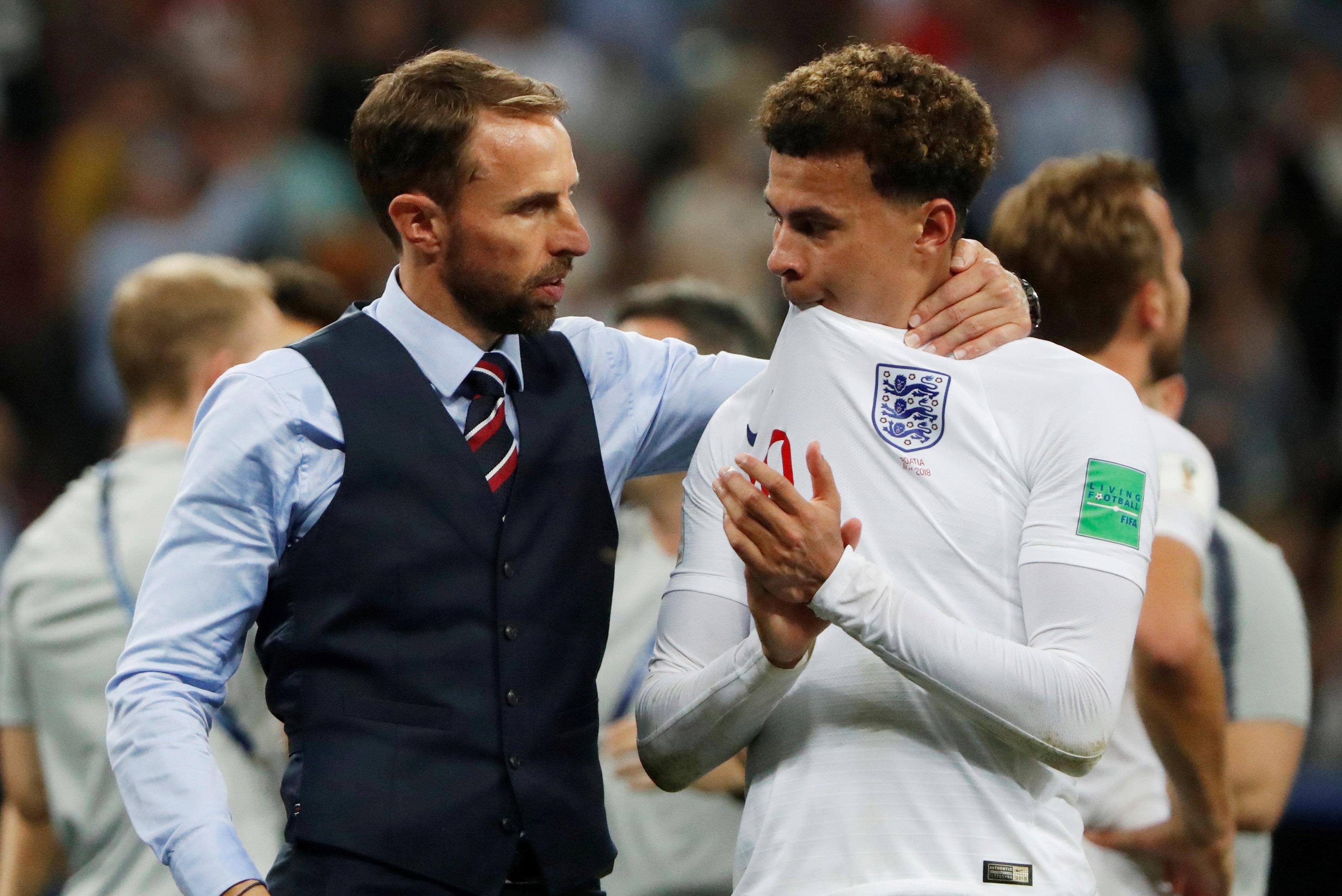 Belgien – England im Live-Stream: Fußball-WM 2018 online