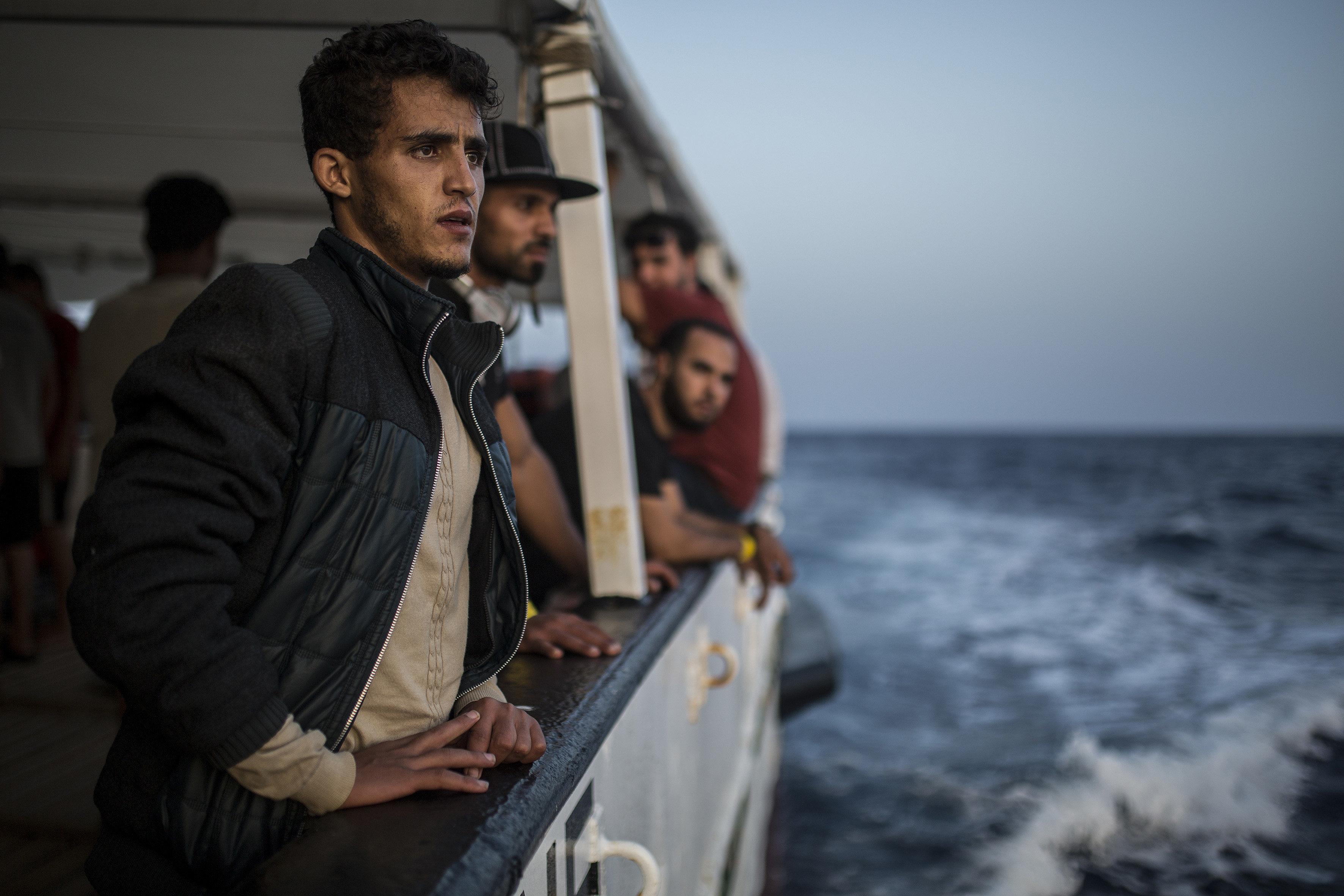 Exklusiv: Mehrheit der Deutschen für private Seenotrettung auf dem Mittelmeer