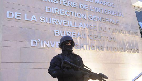 Le BCIJ démantèle une cellule terroriste de sept extrémistes