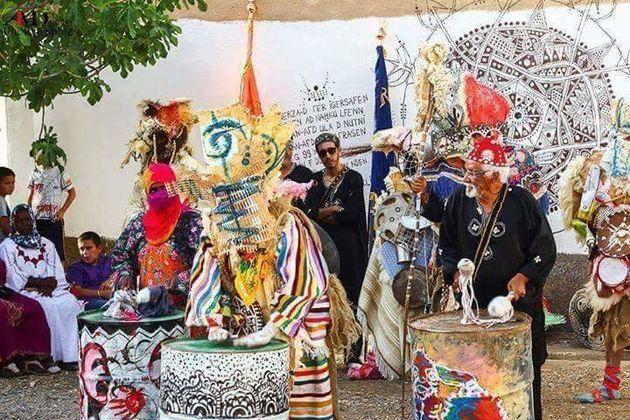 Le festival Raconte-Arts en