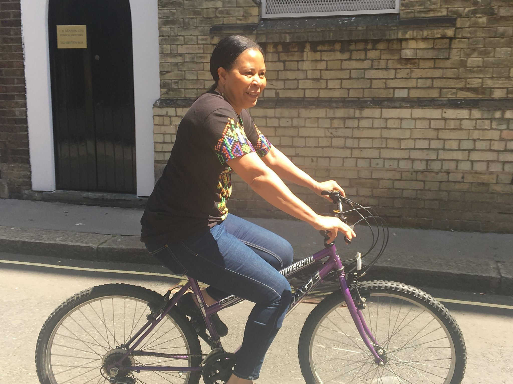 Why These Homeless Women Feel Empowered When They Get On Their Bikes