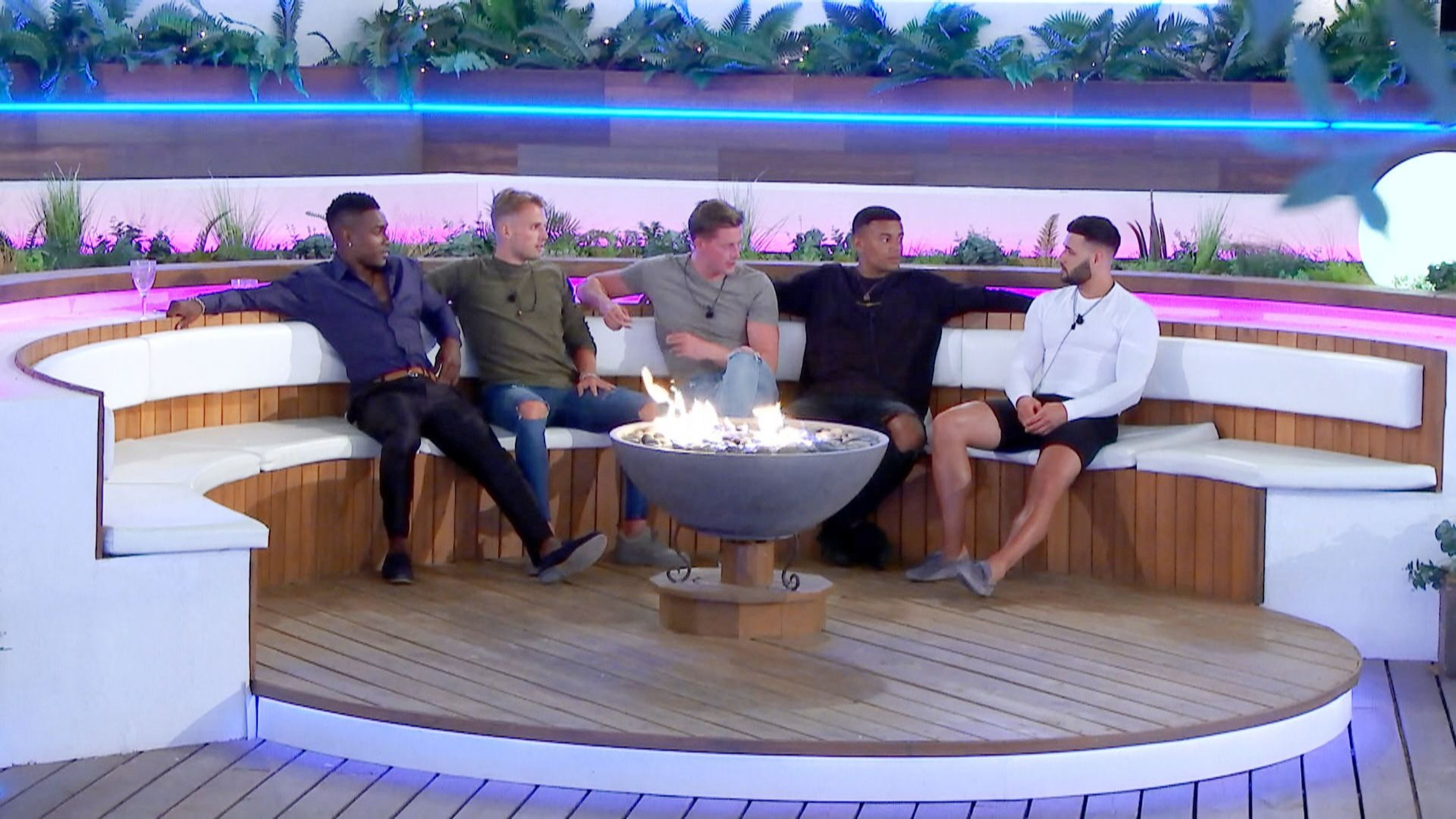 Love Island's Adam Collard Says The Islanders Have Been Finding Out The World Cup