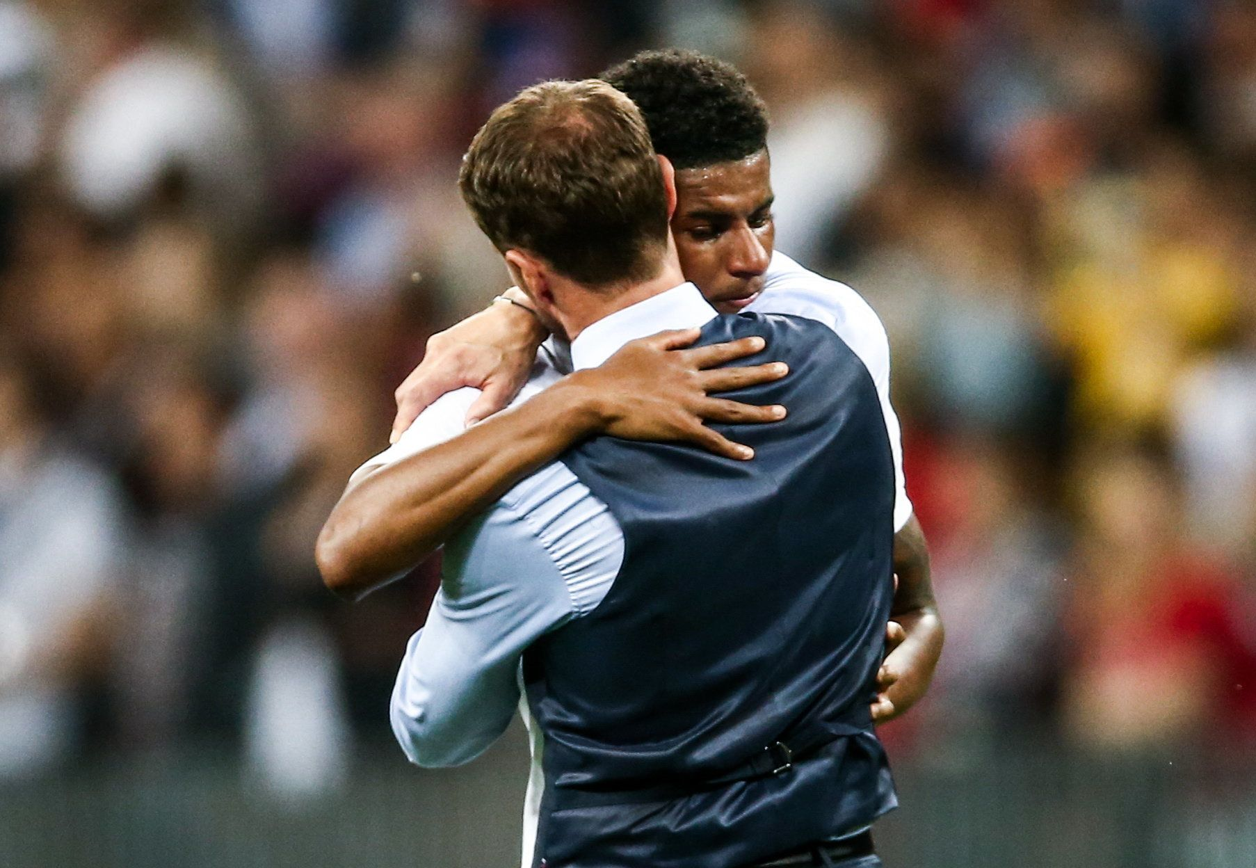 It Wasn't Just Hugs That Made Gareth Southgate The Manager England