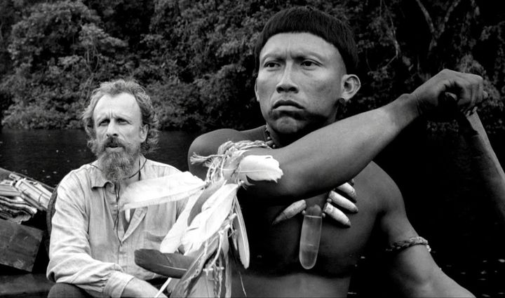 """""""Embrace of the Serpent"""" on Hulu."""