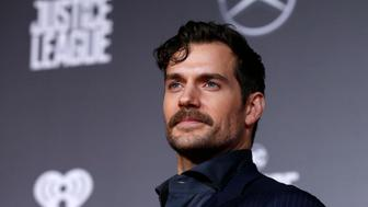 World Premiere of Warner Bros. Pictures' Justice League – Arrivals – Los Angeles, California, U.S., 13/11/2017 - Actor Henry Cavill. REUTERS/Mario Anzuoni