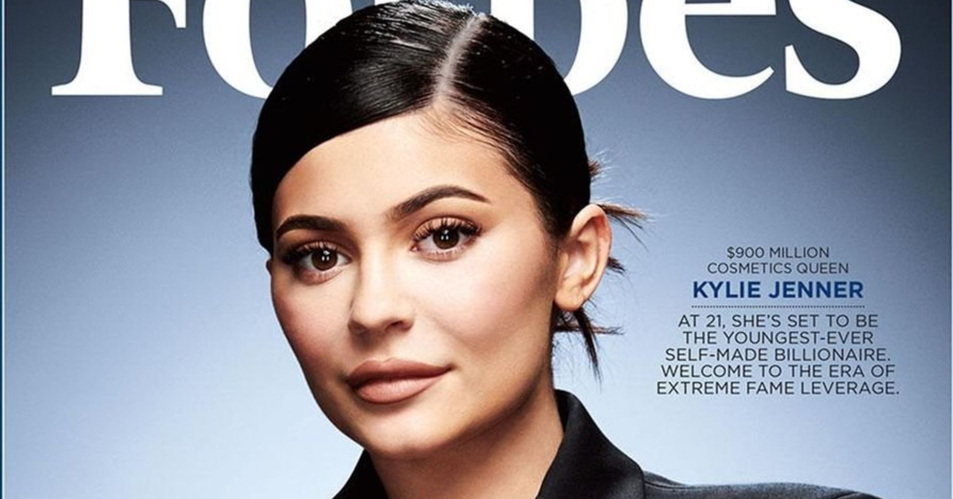 Dictionary.com Fact-Checks Forbes' Claim That Kylie Jenner Is 'Self-Made'