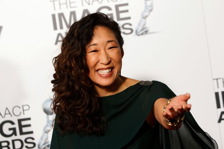 """Sandra Oh was nominated for an Emmy for her role in """"Killing Eve."""""""