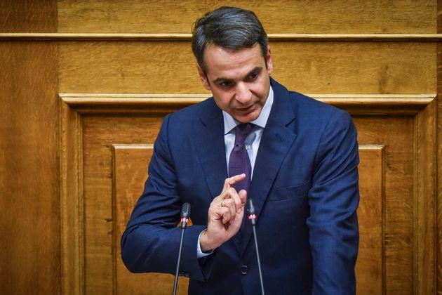 Μητσοτάκης: Η ΝΔ θα ψηφίσει την κατάτμηση της Β΄ Αθηνών και της Περιφέρειας