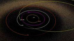 L'observatoire de l'Oukaimeden annonce la découverte avec la NASA d'un