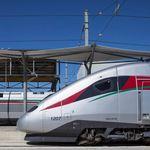 Le TGV percute et tue un homme près de