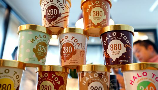 Ever Wonder About All Those Ingredients In Halo Top? Yeah, Us