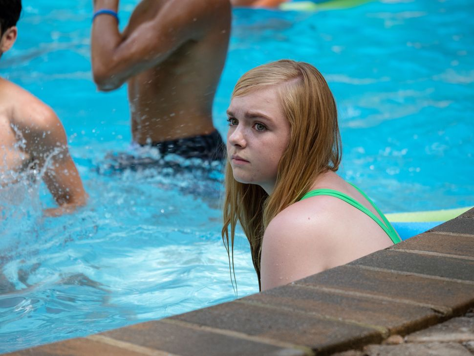 "Elsie Fisher in ""Eighth Grade."""
