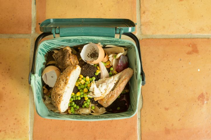 Home compost bins are usually unable to break down compostable plastics.
