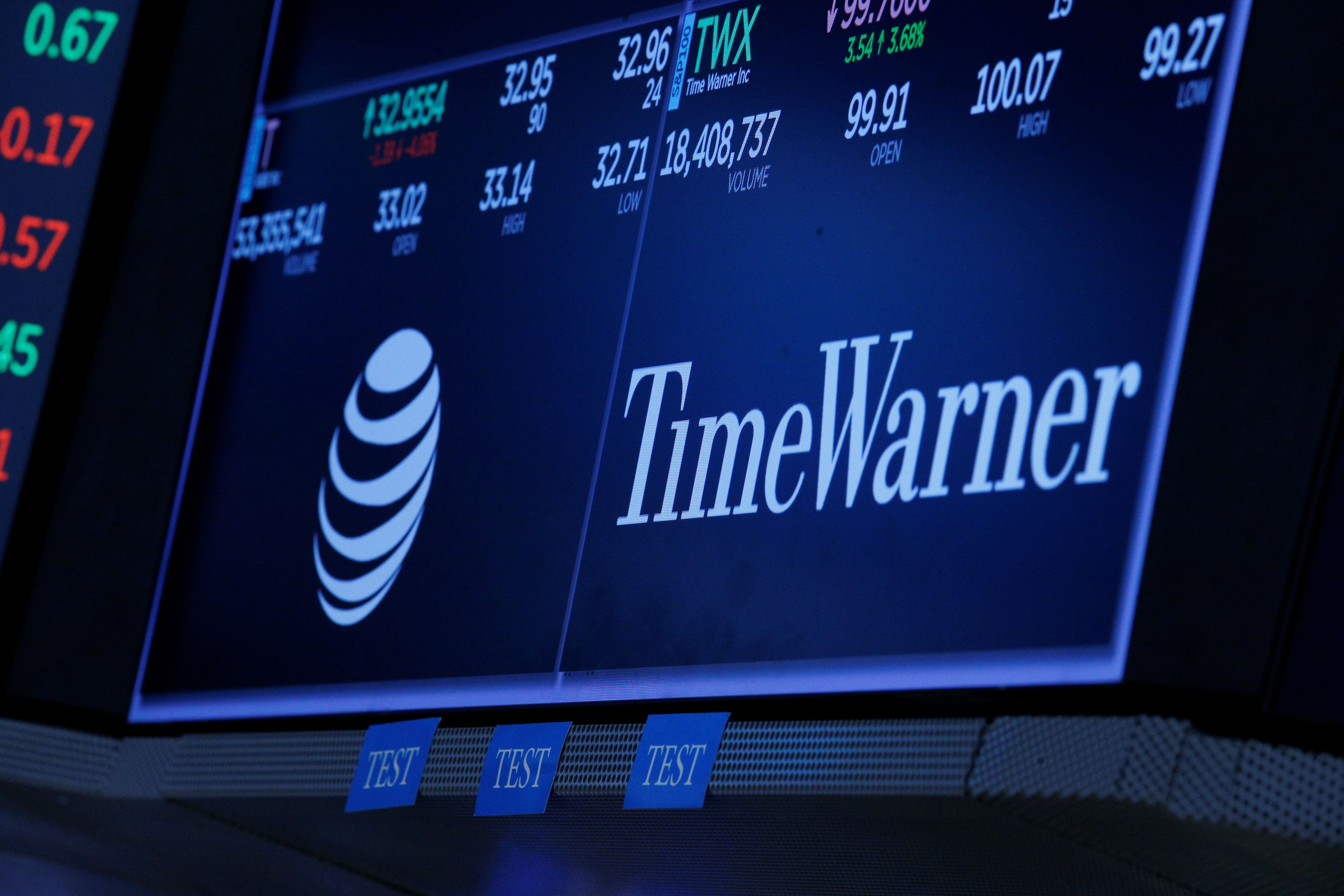 Justice Department appeals approval of AT&T-Time Warner merger