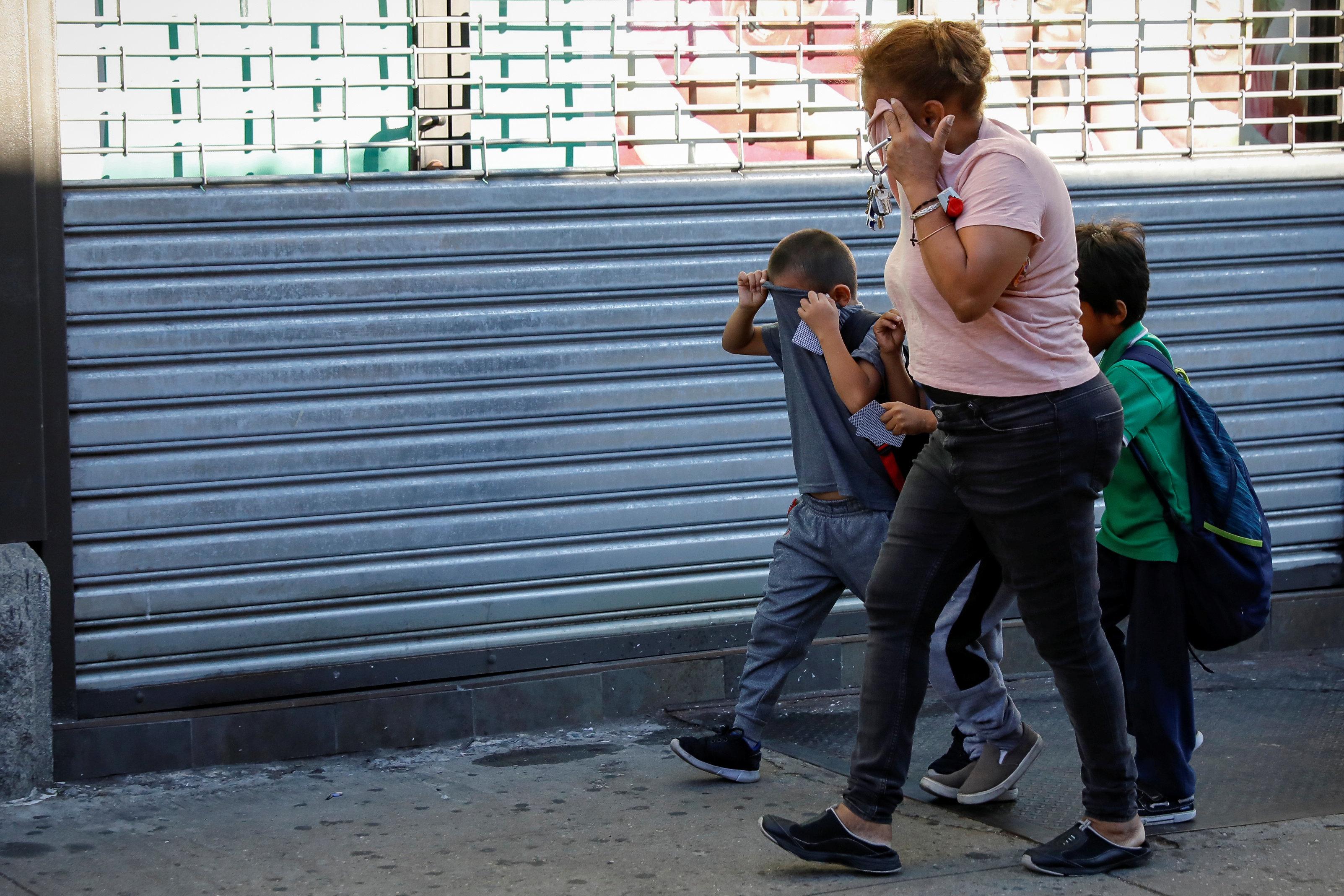 ΗΠΑ: 313 παιδιά από την Ονδούρα χωρίστηκαν από τους γονείς