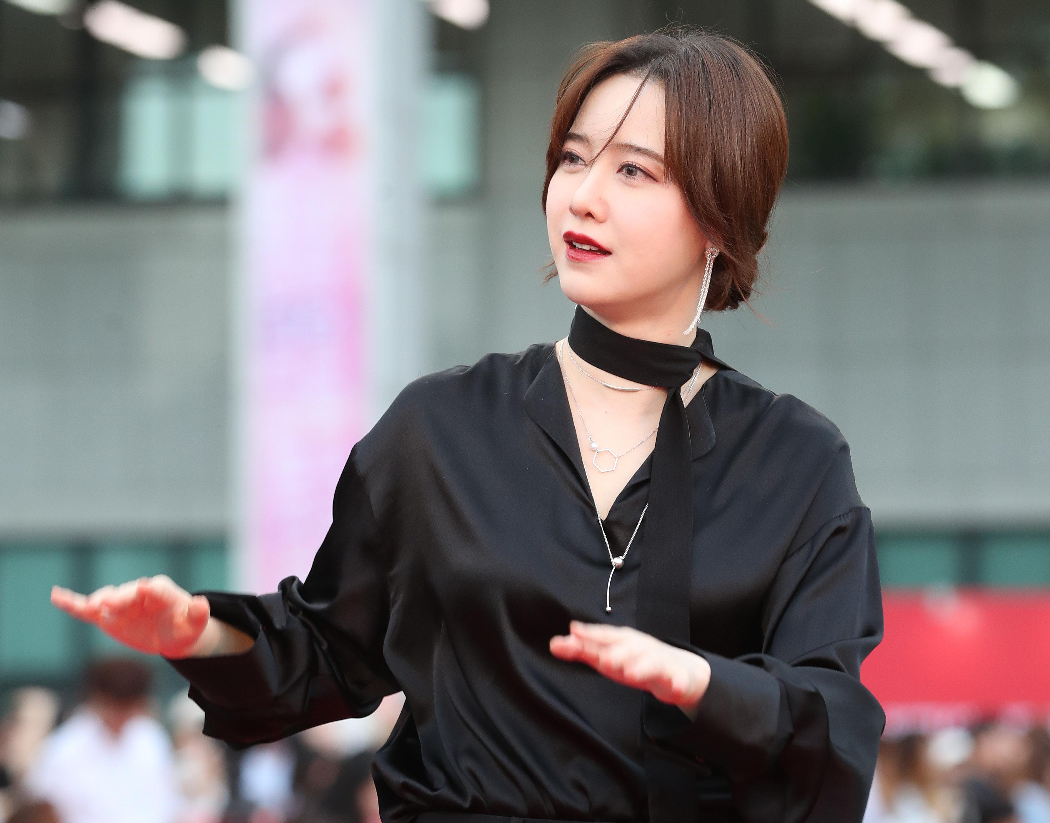 구혜선이 인터넷에서 불거진 '임신설·성형설'에 직접 밝힌