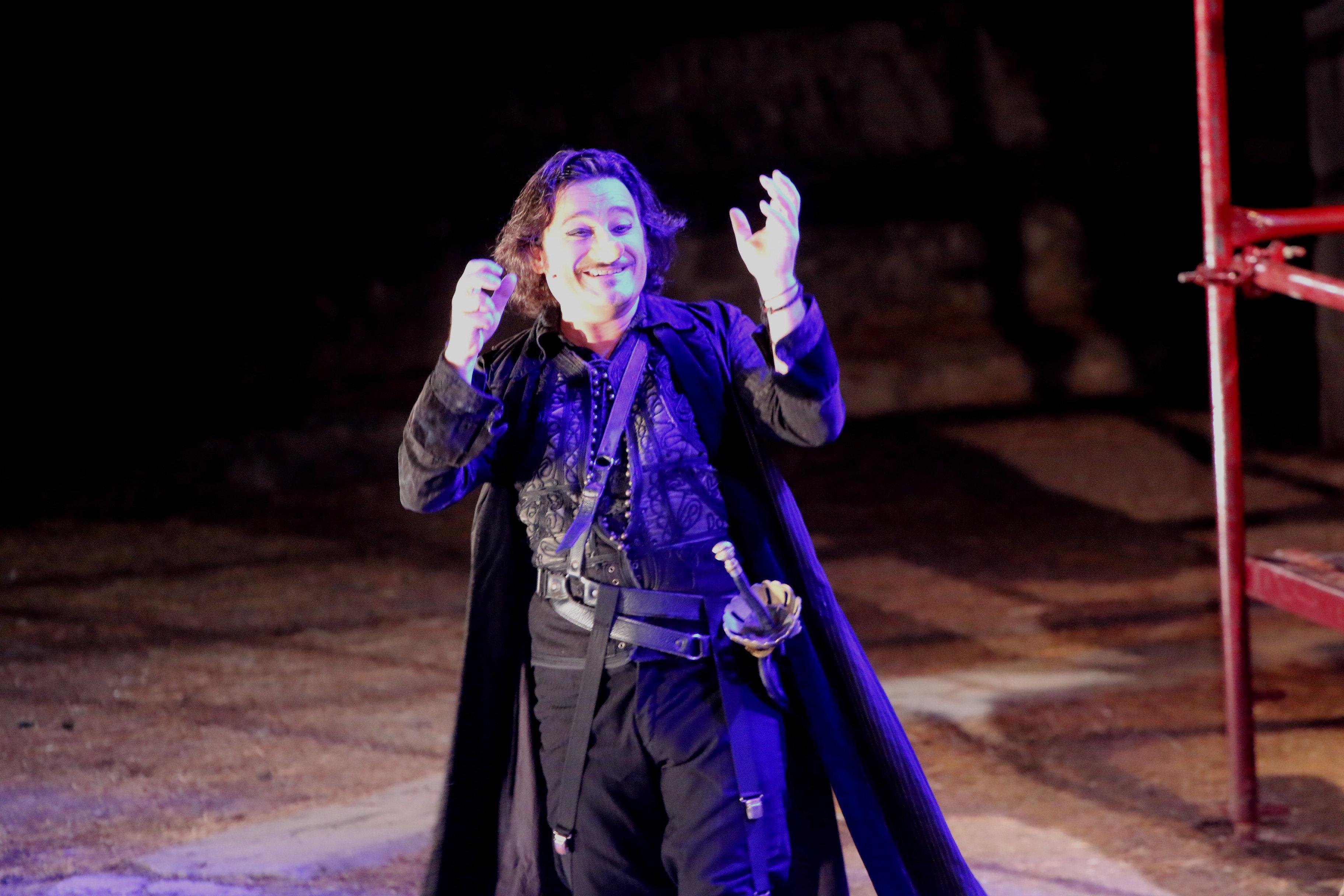 Βασίλης Χαραλαμπόπουλος: Το να παίζεις Αριστοφάνη, είναι ένα γλέντι