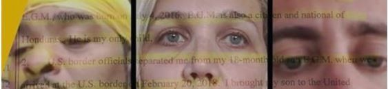 «Είναι το μοναδικό μου παιδί»: 30 διάσημοι διαβάζουν το γράμμα μιας μητέρας που χωρίστηκε από το παιδί