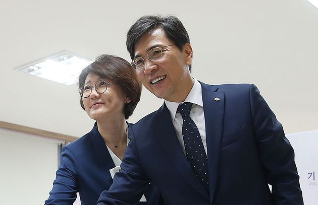 김지은 변호인이 안희정 5차 공판에 앞서