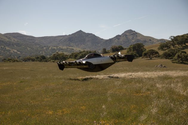 Google's Co-Founder Has Unveiled A Flying Car That Anyone Can