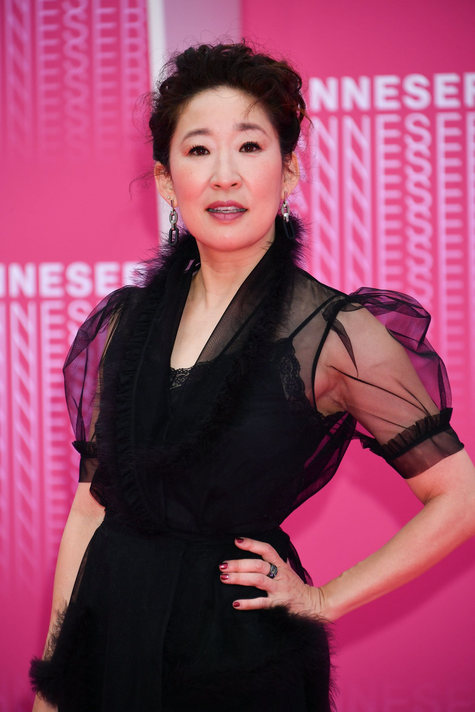 Sandra Oh Talks Emmy Nomination After Making History For Asian-American