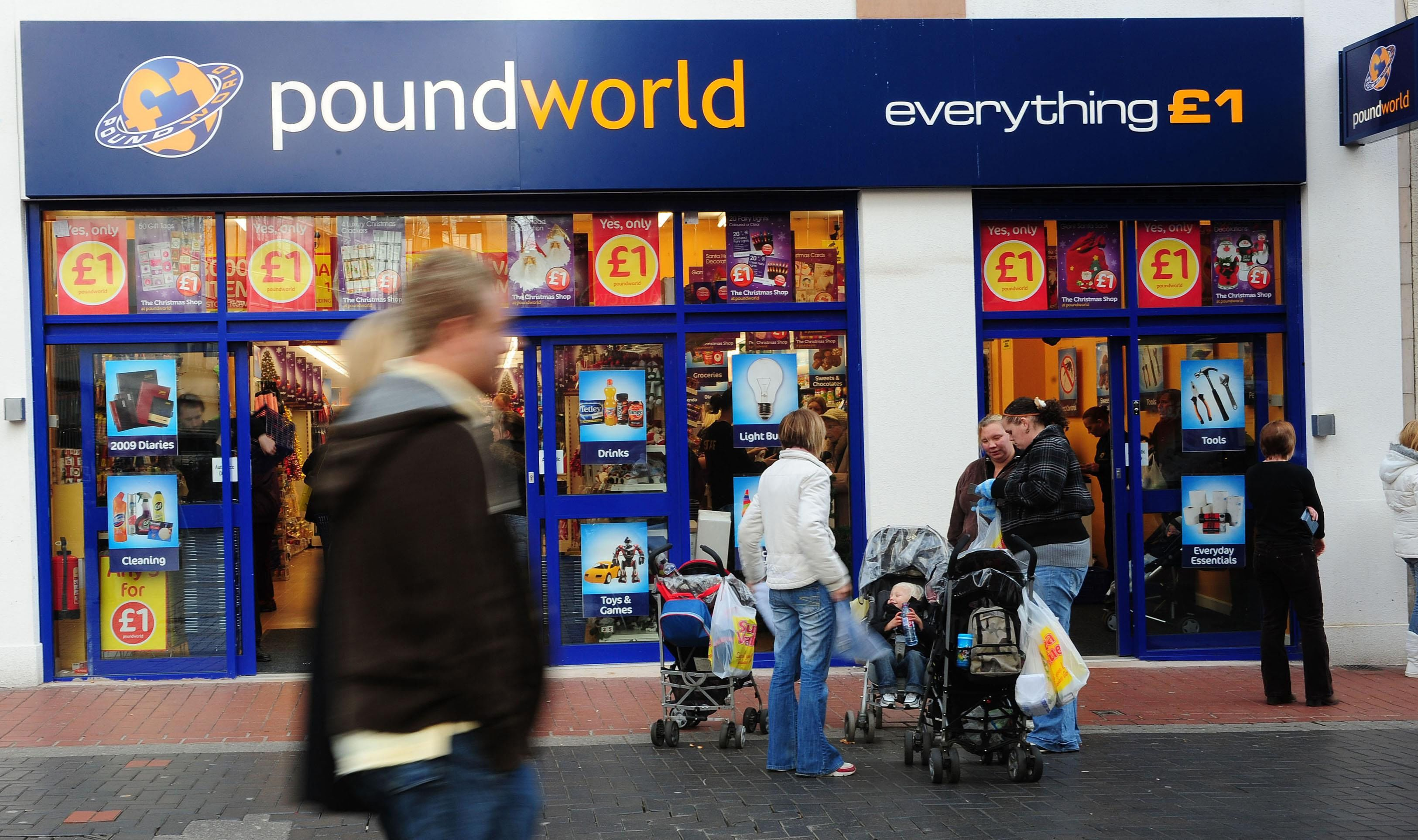 Poundworld To Close A Further 40 Stores, Axing 531