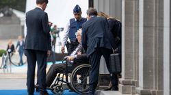 Σχοινάς: Ο Γιούνκερ παραπατούσε εξαιτίας της ισχυαλγίας και όχι εξαιτίας του