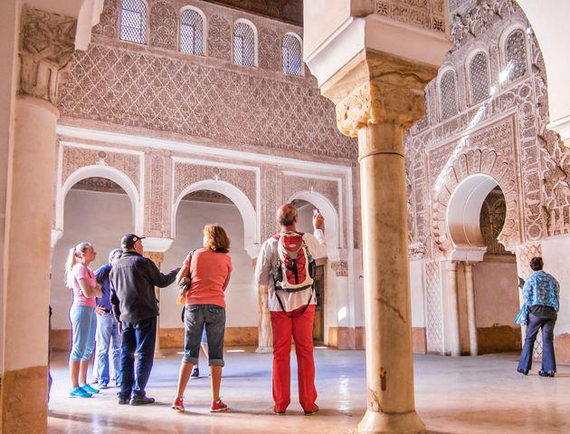 Marrakech: 1.817 faux guides arrêtés au premier