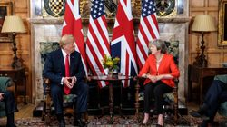 Donald Trump Calls His Theresa May Brexit Criticism 'Fake