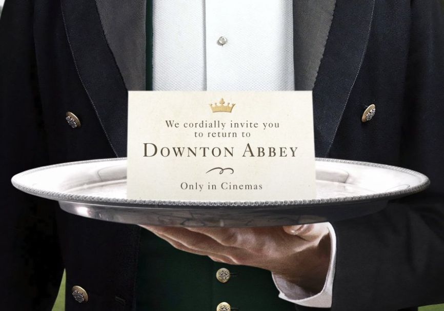 A 'Downton Abbey' Film Is Finally