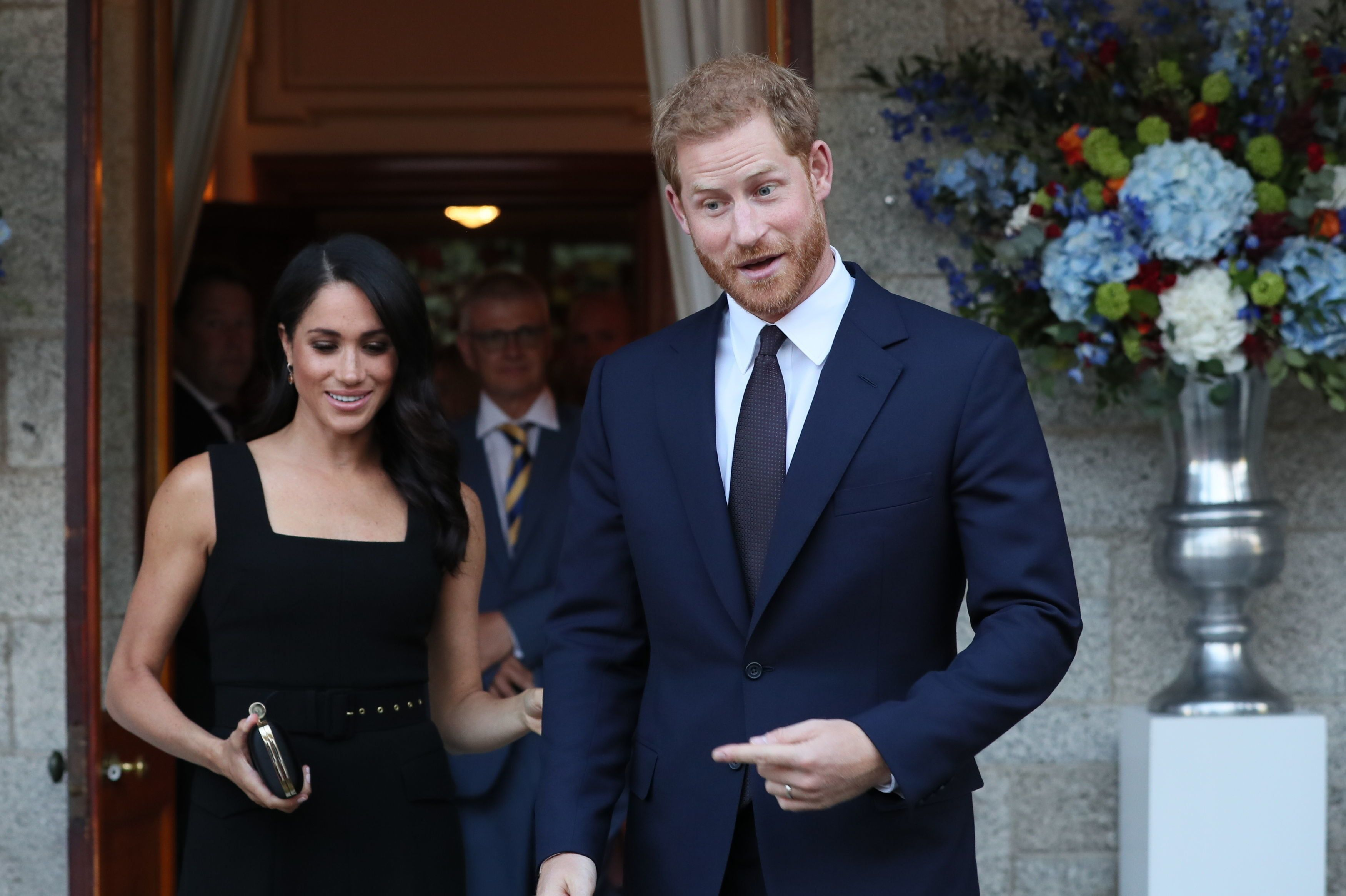 The Duke and Duchess of Sussex visited Dublin earlier this week.