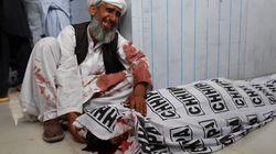 Εκατόμβη νεκρών στην επίθεση σε προεκλογική συγκέντρωση στο