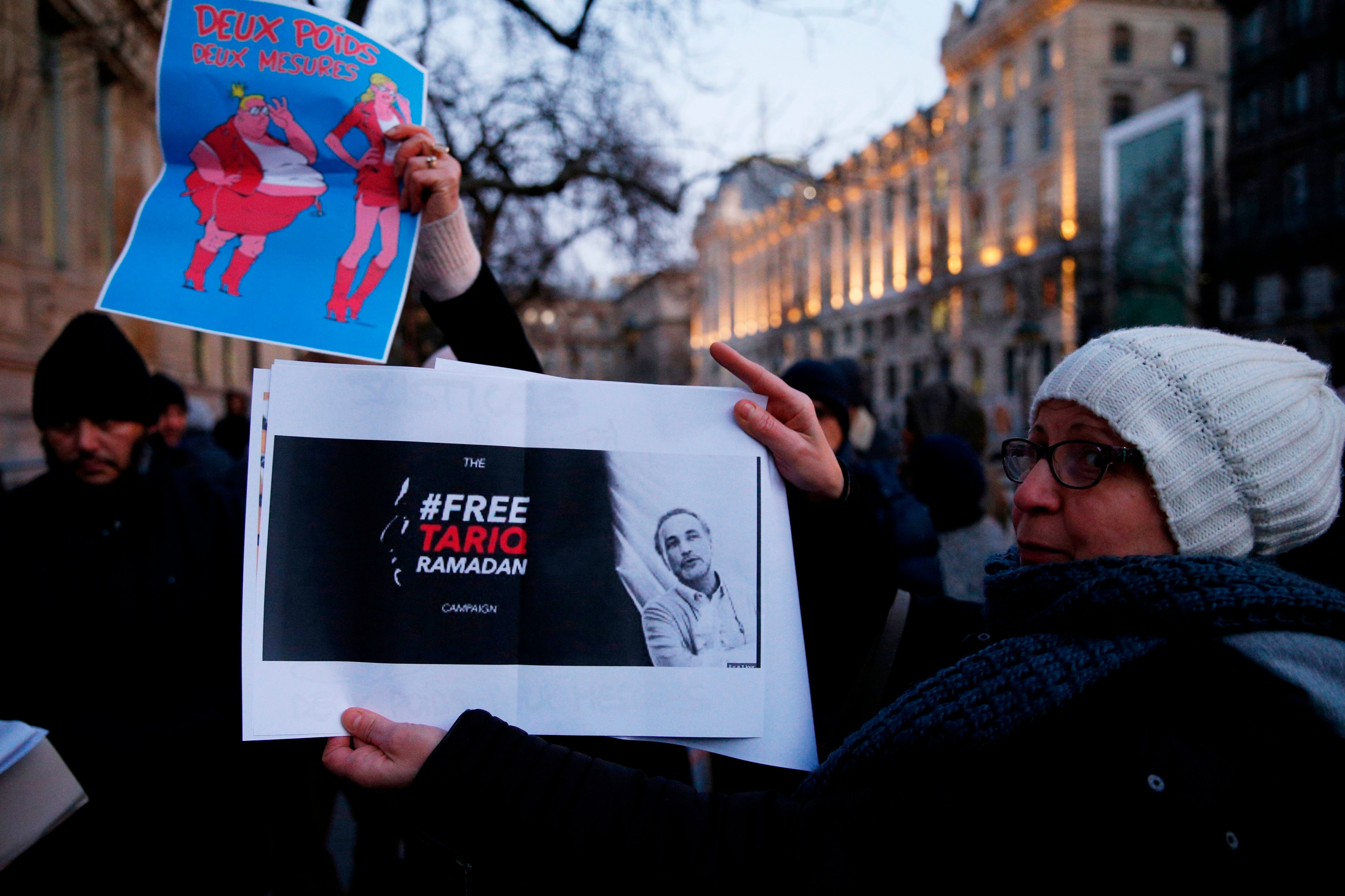 Affaire Tariq Ramadan: Mobilisation dans 25 villes du monde en soutien à l