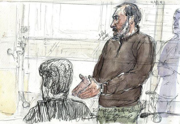 France: le terroriste Beghal n'a