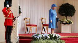 Trump-Anhänger kommentieren Queen-Besuch im Live-Stream – YouTube muss
