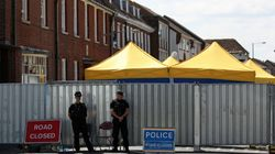 Police Find Bottle Containing Novichok Which Poisoned Two People In