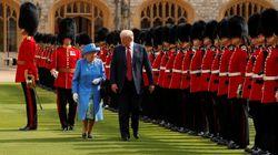 Trump trifft die Queen: Präsident lässt die Königin warten – Briten sind wütend
