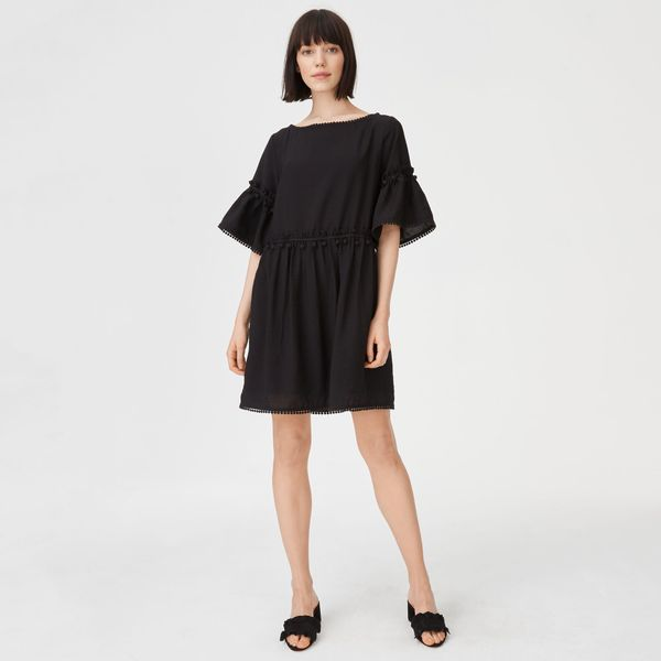 """<strong><a href=""""http://www.clubmonaco.com/product/index.jsp?productId=120949236"""" target=""""_blank"""">Club Monaco Aoiffe dress</a"""