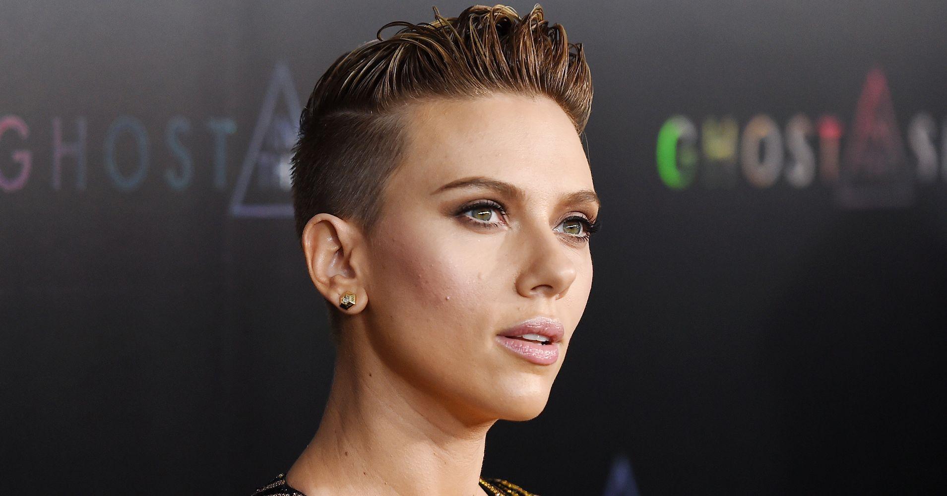 Scarlett Johansson Drops Out Of Transgender Role In Rub