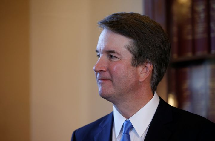 U.S. Supreme Court nominee Judge Brett Kavanaugh