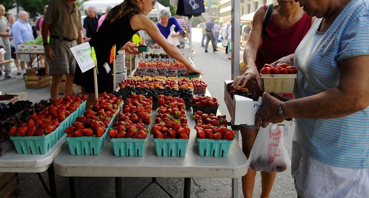 Because of a federal government snafu, farmers markets may be forced to cut off SNAP customers.