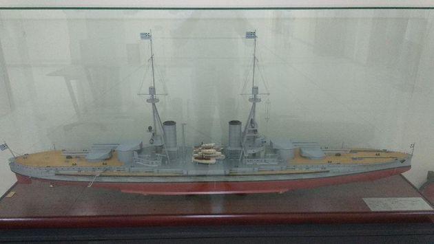 Θωρηκτό «Σαλαμίς»: Η άγνωστη ιστορία του ισχυρότερου πολεμικού πλοίου της ελληνικής ιστορίας, που δεν...