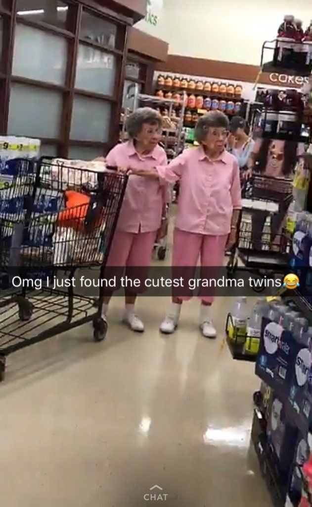 There Were Zero Things Better This Week Than These Grandma