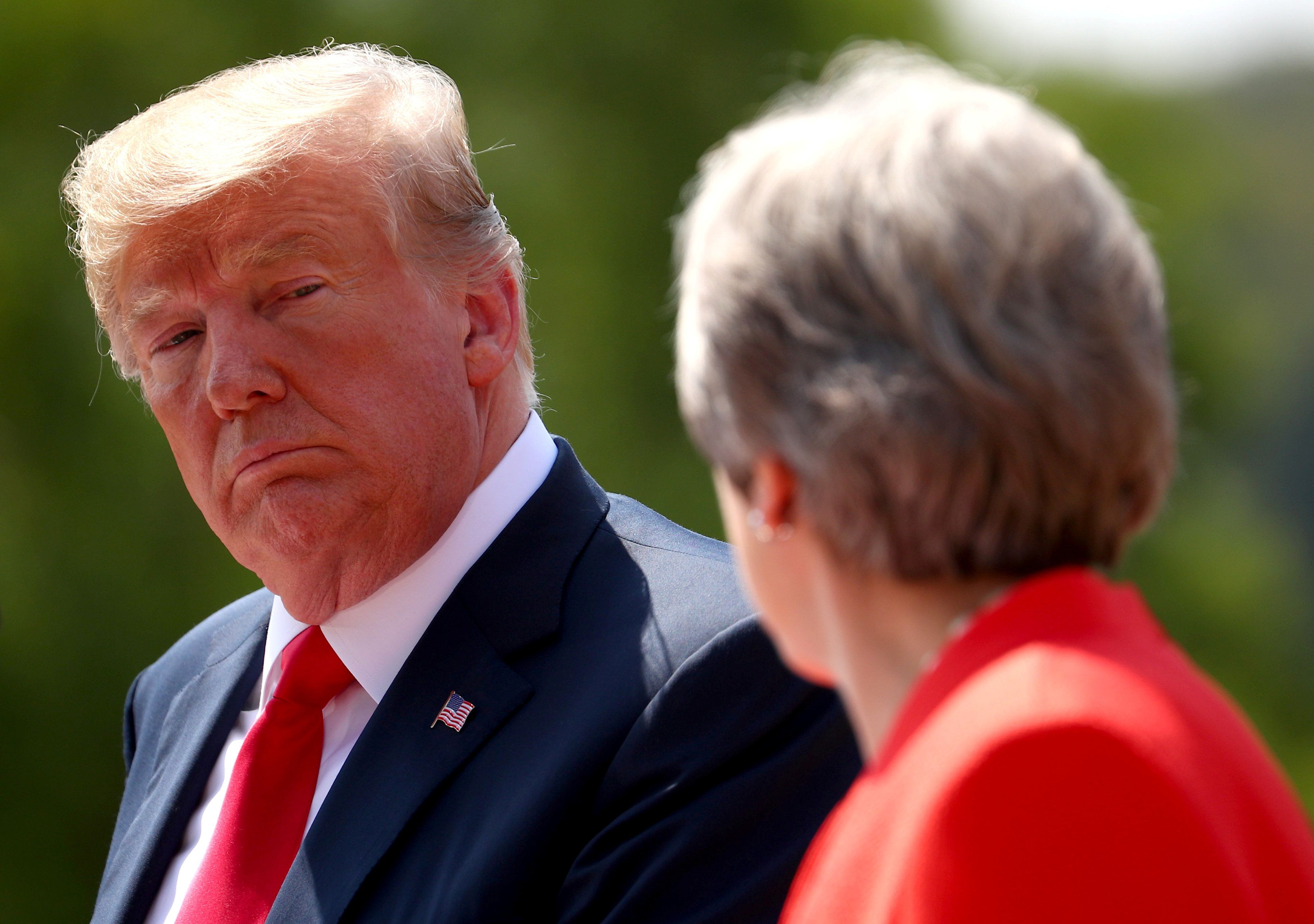 Trump Says He Predicted Brexit From Scotland ― But He Wasn't There